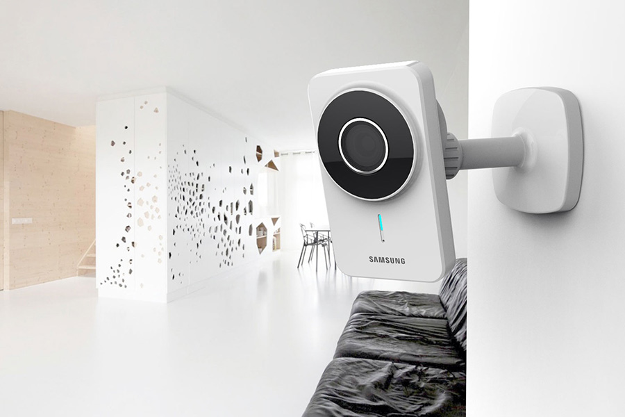 home security cameras for your indoor & outdoors
